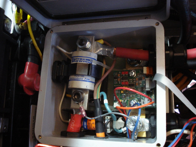 Hi-Voltage Box innards