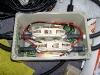 Main contactor box guts